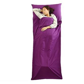 Viajes Saco de dormir Ultralight Portable Sobres para adultos y niños Indoor Outdoor Saco de dormir