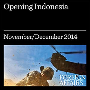 Opening Indonesia Periodical