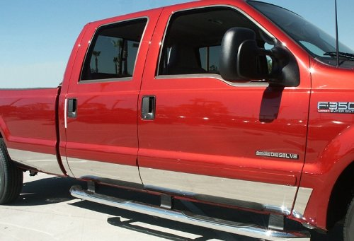 Crew Cab F250 Long Wheel - 3