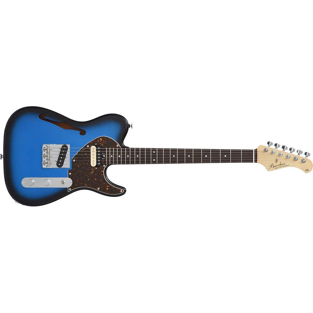 Bacchus TACTICS-HOLLOW MB B エレキギター バッカス   B07C9S71YY
