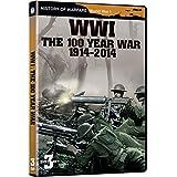 WWI: The 100 Year War 1914-2014 DVD