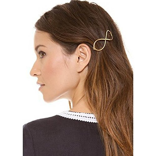 Bolayu Women Positive Infinity Barrette  - 18k Braid Ring Shopping Results