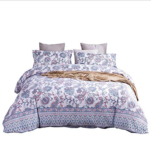 Egyptian Cotton Soft Duvet Cover Fitted Bed Sheet Set Multi Color Bedding Set Twin Queen King Size H 264x229cm