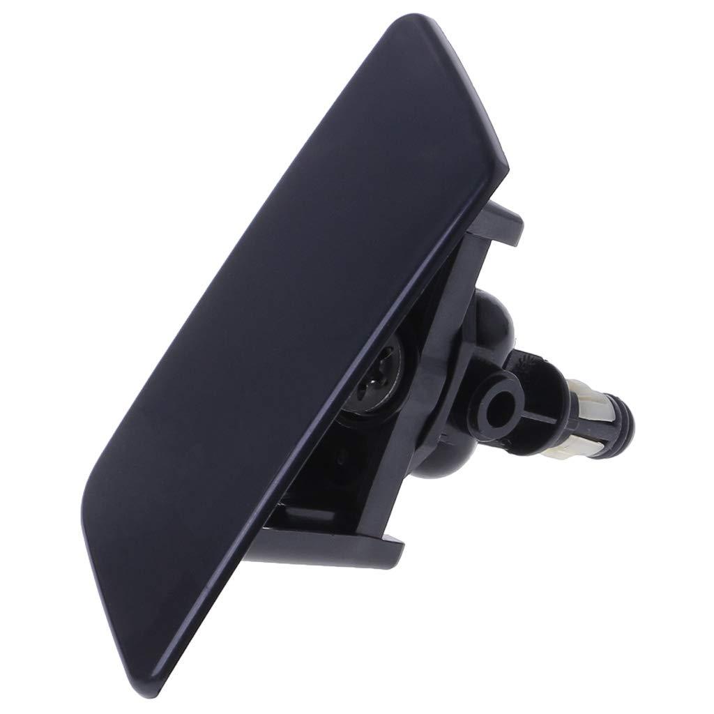 Xuniu Voiture Gauche Droite Projecteur Eau Pulv/érisation Rondelle Bec pour Citroen C4 Phares Nettoyage Rondelle