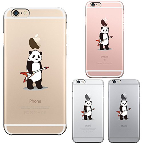 iphone6-iphone6s-47-inch-case-transparent-shell-electric-guitar-panda-design-print