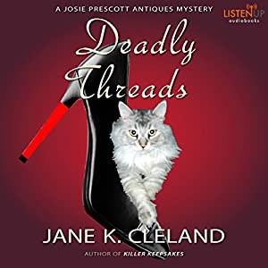 Deadly Threads Audiobook