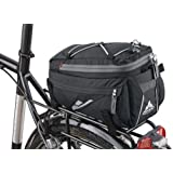 Vaude Silkroad , Bolsa trasera para bicicleta, 21 x 17 x 31 cm