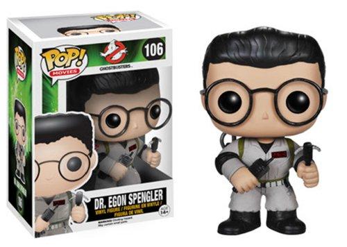 51o7kHzU9KL - Funko Pop! Movies: Ghostbusters - Dr. Egon Spengler Action Figure