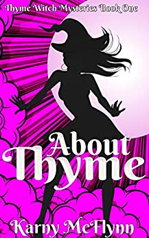 About Thyme Witch Mysteries Book ebook product image
