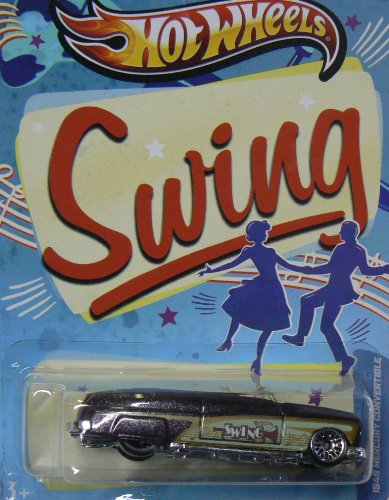 Hot Wheel Swing (Hot Wheels HW Jukebox 8/32 Swing 1949 Mercury Convertible)