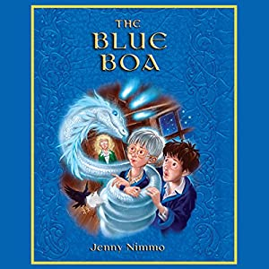 The Blue Boa Audiobook