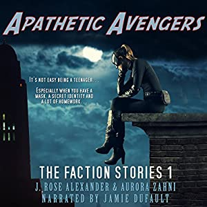 Apathetic Avengers Audiobook
