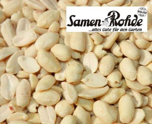Erdnussbruch 10 kg im Sack, Samen Rohde Premium Qualität, 10.000g Gebinde, Vogelfutter Samen Rohde Kassel