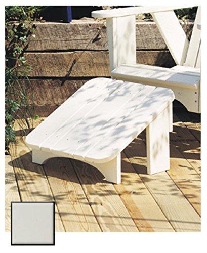 Uwharrie Chair 1021 Original Footrest - (Uwharrie Outdoor Ottoman)