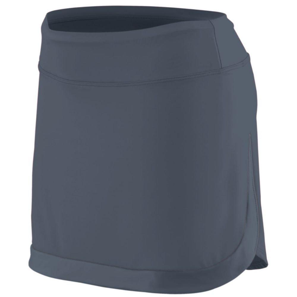 Augusta Activewear Ladies Action Color Block Skort, Gt/Gt, X Large