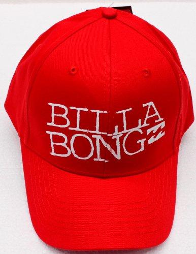 Billabong casquette pERPETUAL cAP-rouge-m/l