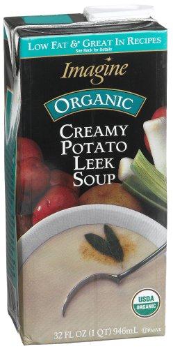 Imagine Creamy Potato Leek Soup, Organic, 32 oz