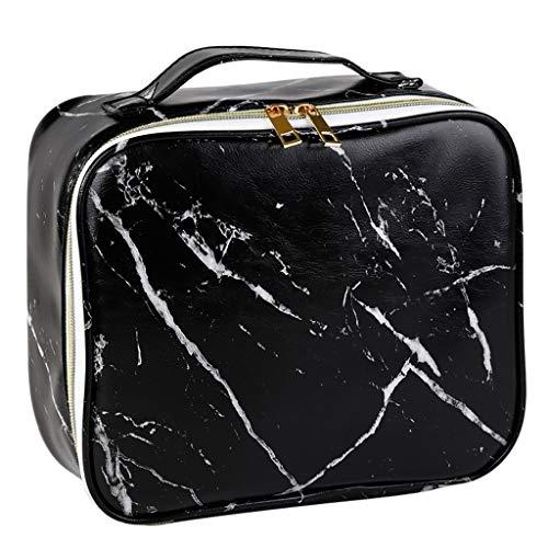 Ktyssp Fashion Pattern Portable Bag Travel Cosmetic Bag Organizer Multifunction Toiletry Bag - Bathroom Add Unit Mirrors To Shelf