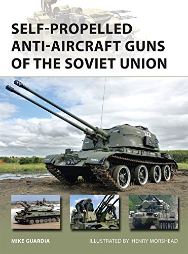Self-Propelled Anti-Aircraft Guns of the Soviet Union (New ()