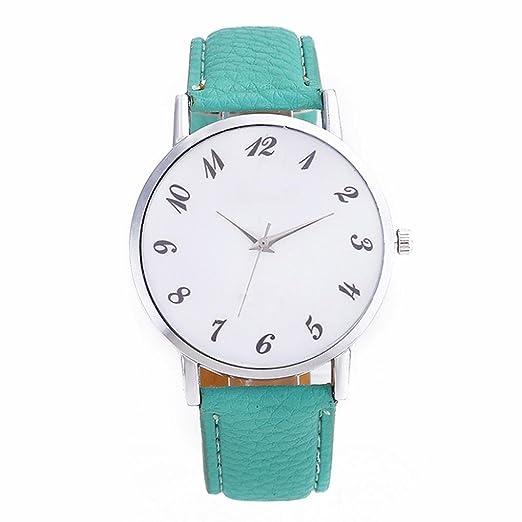 Relojes de mujeres,KanLin1986 reloj inteligente relojes cuero bisuteria mujer cinturones anchos relojes de niña relojes pulsera mujer relojes de cuarzo para ...