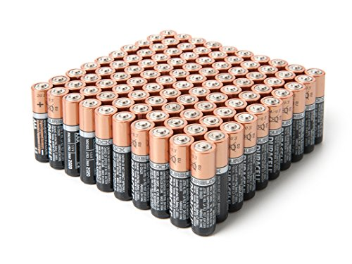 Price comparison product image Duracell 40AA DuraLock Coppertop Alkaline Batteries