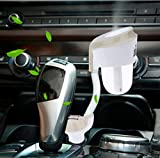 [2 in 1] Car Air Humidifier and Aromatherapy Essential Oil...