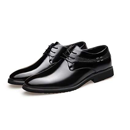 90a7260c3a76 Amazon.com: YaXuan Men's Shoes Leather Spring/Fall Comfort/Classic ...