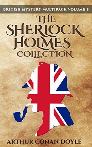 British Mystery Multipack Volume 5 The Sherlock Holmes Collection