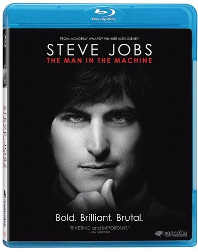 Blu-ray : Steve Jobs: The Man in the Machine