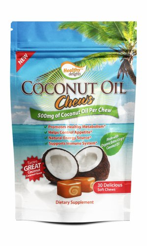 Healthy Delights Chews Coconut Count product image