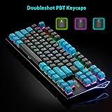 RK87 Pro RGB Mechanical Keyboard, Wired/Wireless
