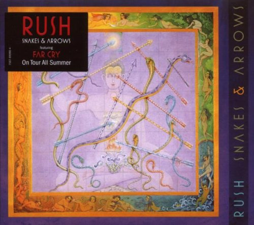 Snakes & Arrows performed by Rush