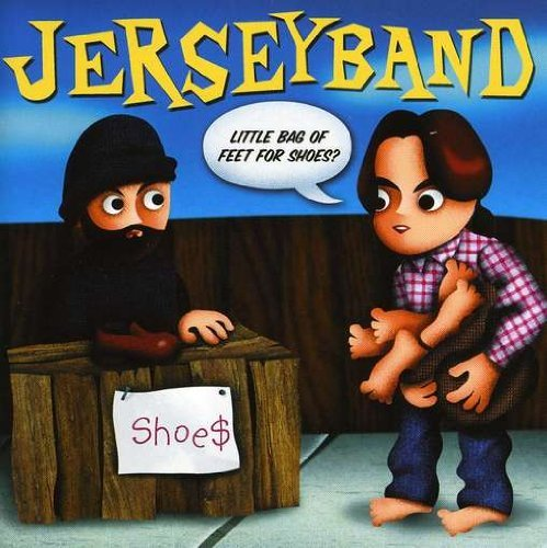 Price comparison product image Little Bag of Feet for Shoes by Jerseyband