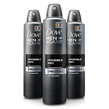 Dove Men Care Invisible Dry Spray Deodorant (3.8 Oz., 3 Pk.) 0