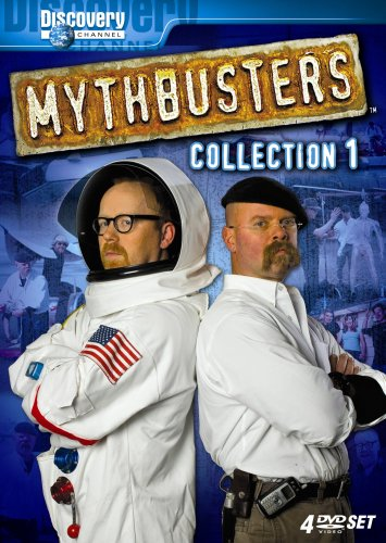 Mythbusters: Collection 1 by Image Entertainment