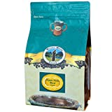 Mystic Monk Coffee: Mystic Monk Blend | Ground Dark Roast Coffee (Ground Coffee 100% Arabica) - 32oz