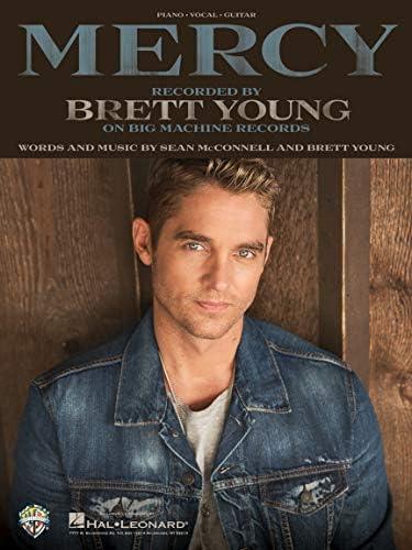 Brett Young - Mercy - Sheet Music Single