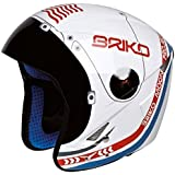 Briko Phoenix Bluetooth Ready Moon Helmet 52CM