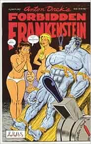 Sperm Frankenstein Anton Drek