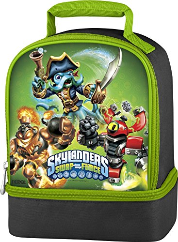 Skylanders Swap-Force Dual Compartment Lunch Bag