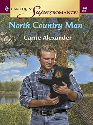 book cover of North Country Man