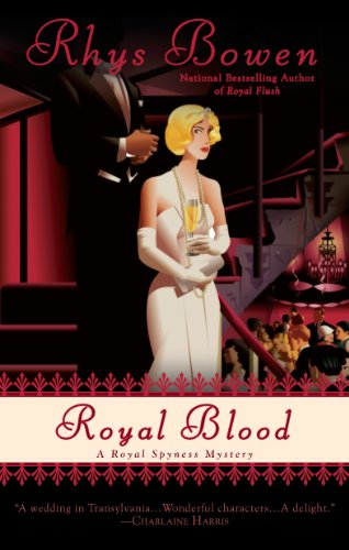 Royal Blood (The Royal Spyness Series Book 4) cover