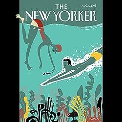 The New Yorker, August 1st 2016 (Connie Bruck, Héctor Tobar, Amy Davidson)