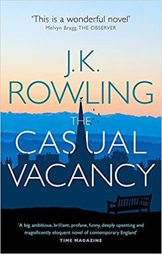 Buy The Casual Vacancy Book Online at Low Prices in India | The ...