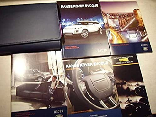 2012 land rover range rover evoque owners manual land rover amazon rh amazon com 2012 range rover sport owners manual pdf 2015 range rover owners manual