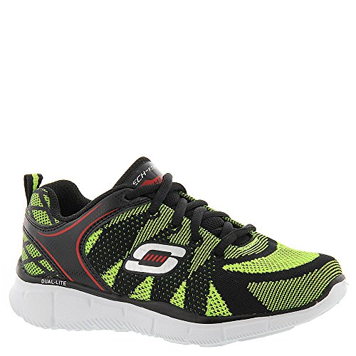 Skechers bkyl Basses schwarz Sneakers Track Nero Garçon nbsp;quick Equalizer rqwI8r