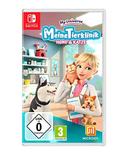 My Universe - Meine Tierklinik: Hund & Katze [Importación alemana]