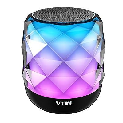 Vtin LED Bluetooth Speaker with V4.2 Bluetooth