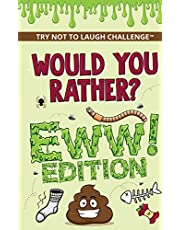 The Try Not to Laugh Challenge - Would Your Rather? - EWW Edition