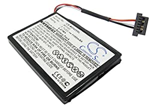 Battery for Magellan RoadMate 1440, 3.7V, 1100mAh, Li-ion